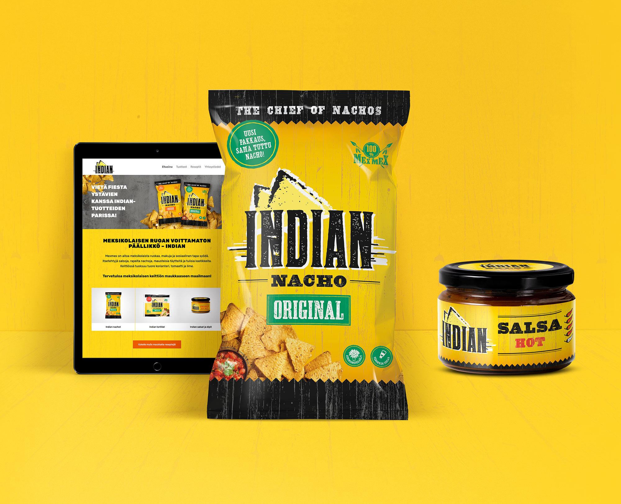 Case: Indian