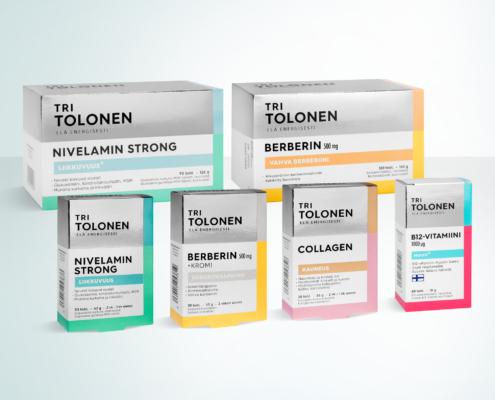 Midsona Tri Tolonen terveystuotteet