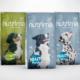Case Musti ja Mirri Nutrima koiranruoka pakkaukset