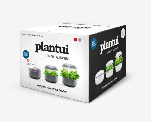 Case Plantui Smart Garden